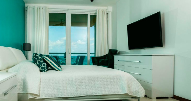 alojamiento-en-Aruba-Blue-Residance-habitacion